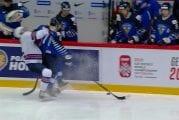 Video: IIHF otti TSN:n mukaan kaksi tilannetta käsittelyyn - Kristian Tanus saamassa pelikiellon?