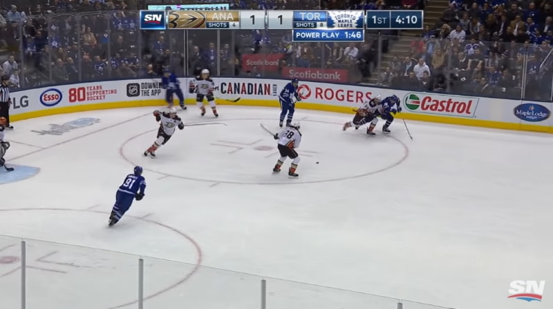 Derek Grant Anaheim NHL - pallomeri.net