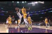 Video: Dwight Howard esitteli todellisen monsteriblokin NBA:ssa