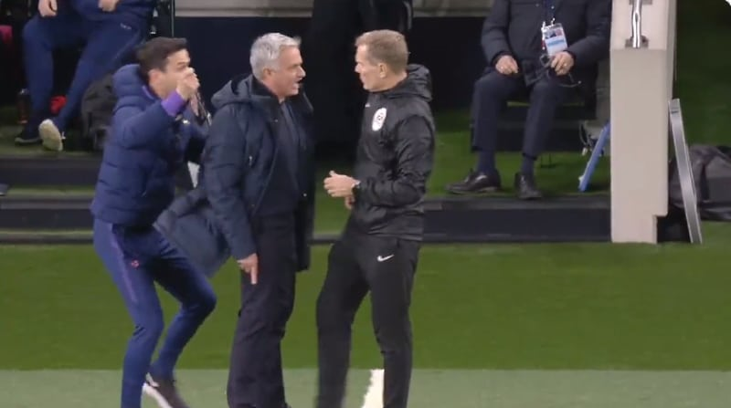 Jose Mourinholta tunneskaala - pallomeri.net