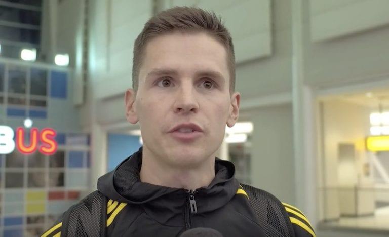 Huuhkajille ikäviä uutisia – Jukka Raitala mursi jalkansa ja on kuukausia sivussa