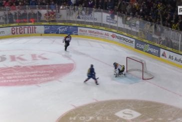 Video: Mattias Tedenby tekaisi historian likaisimman rankkarimaalin NLA:ssa