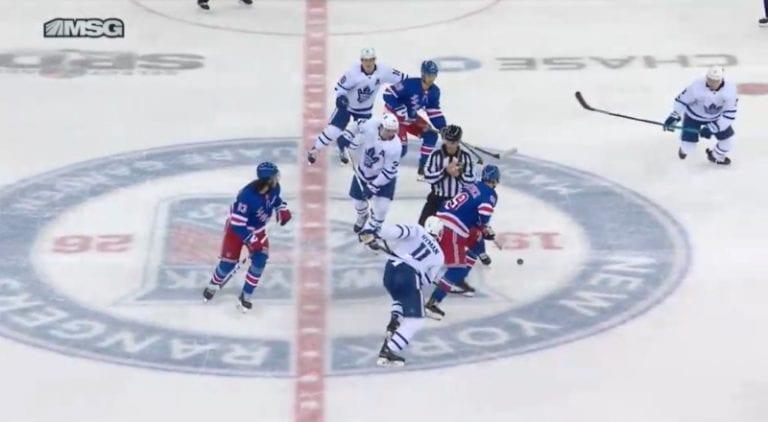 """NHL:n ykkösvaraus arvottiin NY Rangersille – """"Tämä on erityinen vuosi ensimmäisenä varaamiselle"""""""
