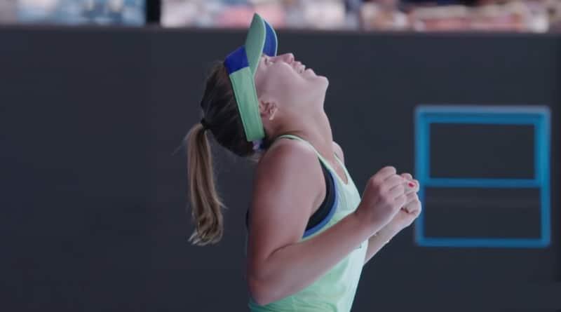 Sofia Kenin Australian open - pallomeri.net