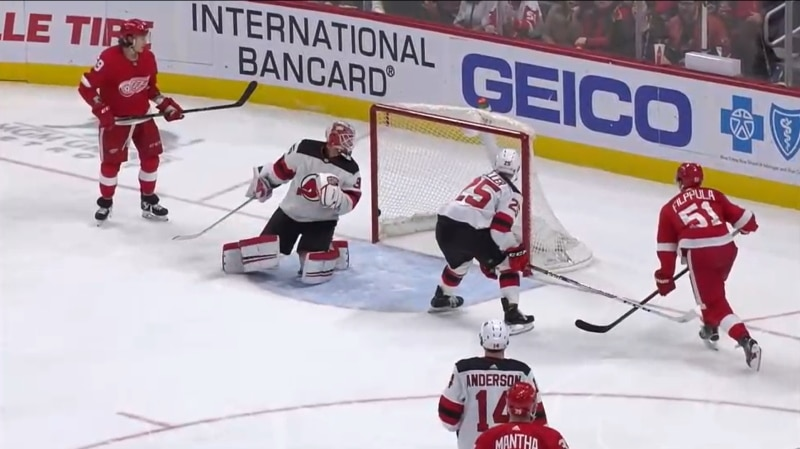 Valtteri Filppula Detroit Red Wings - pallomeri.net