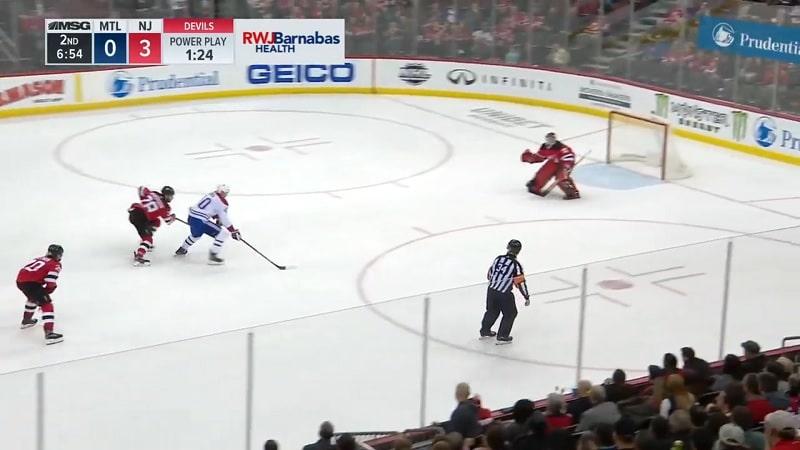 Joel Armia Montreal Canadiens / Pallomeri.net