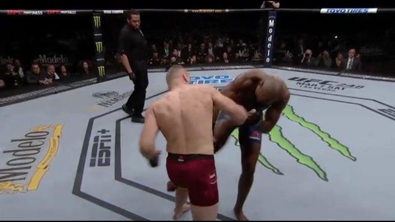 Video: Jan Blachowicz teki selvää jälkeä UFC:ssä – vastustaja putosi jäätävästä moukarilla