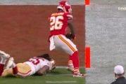 Video: Kansas City Chiefs voitti Super Bowlin - voittotouchdown oli milleistä kiinni