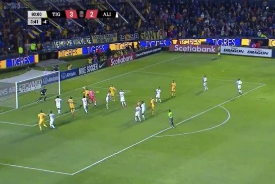 Video: Maalivahti puski joukkueensa lisäajalla jatkoon CONCACAF Mestarien liigassa