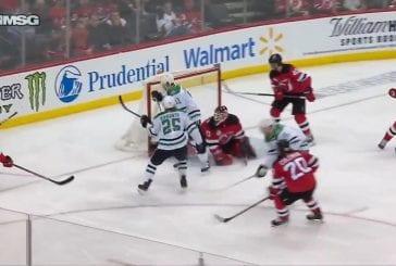 Video: Joel Kiviranta teki uransa ensimmäisen NHL-maalin - seurasi tilanteen loppuun asti