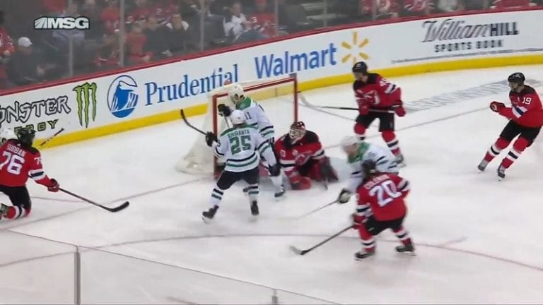 Video: Joel Kiviranta teki uransa ensimmäisen NHL-maalin – seurasi tilanteen loppuun asti