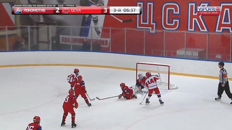 11v maalivahti Lokomotiv Jaroslavl / Pallomeri.net