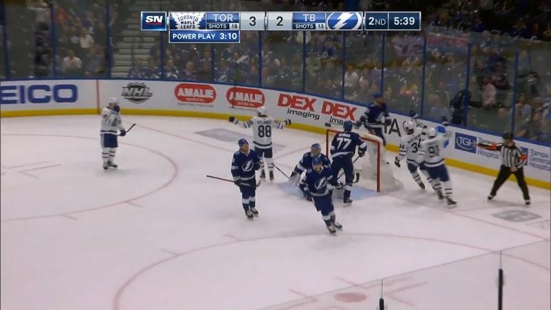 William Nylander Toronto Maple Leafs / Pallomeri.net