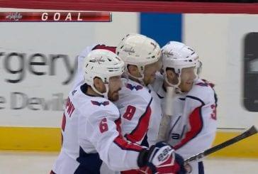 Video: Alexander Ovechkin saavutti huikean virstanpylvään - 700. NHL-maali syntyi hurjalla lämärillä