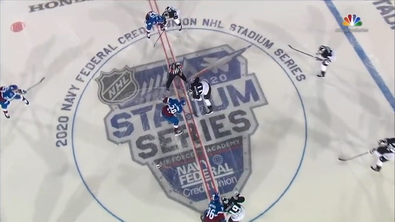 NHL Stadium Series 2020 / Pallomeri.net