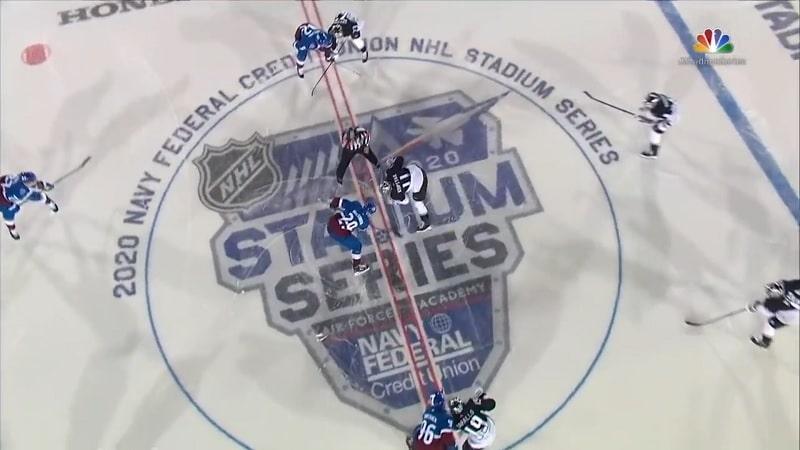NHL Stadium Series 2020 / Pallomeri.net