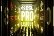 ESL Pro League S11 - Koronavirus pisti liigan uusiksi