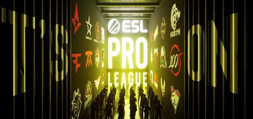 VIDEO: ESL Pro League – ENCE ja GODSENT edelleen vaikeuksissa