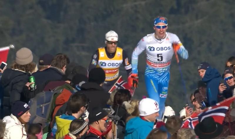 Suomen joukkue Holmenkollen Iivo Niskanen hiihto maailmancup - pallomeri.net
