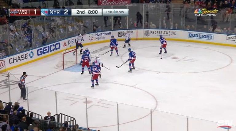 Video: Ilya Kovalchuk osui ensimmäistä kertaa Capitals-paidassa
