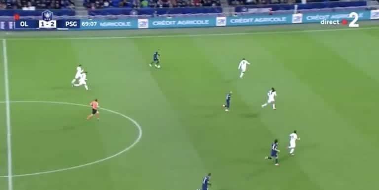 Video: Kylian Mbappe esitteli fantastisen 70 metrin soolomaalin Ranskan Cupissa