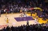 Video: LeBron Jamesilta hämmentävä moka - missasi loppuhetkien ratkaisukorin