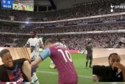 Video: West Ham -pelaaja hävisi virtuaaliderbyn ja joutuu nöyryytettäväksi -