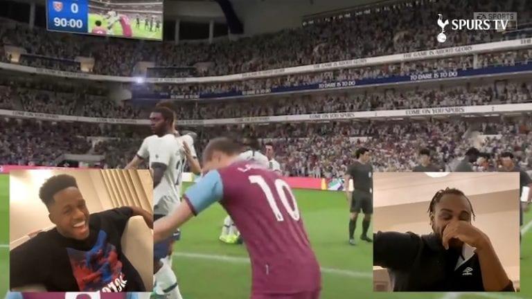 """Video: West Ham -pelaaja hävisi virtuaaliderbyn ja joutuu nöyryytettäväksi – """"Ohjaimeni oli mennyt rikki"""""""