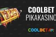 Coolbet on nyt pikakasino - pelaa ilman rekisteröitymistä