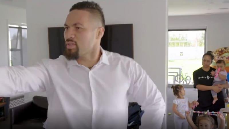"""Video: Raskaan sarjan ex-mestari laittoi jalalla koreasti – """"Noinko sinä harjoittelet?"""""""