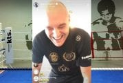 Video: Tyson Furyn poika pisti komentelevalle isälleen jauhot suuhun -
