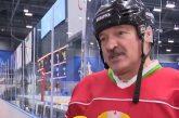 Video: Valko-Venäjän presidentti pelaa jääkiekkoa normaalisti, eikä murehdi koronaa -