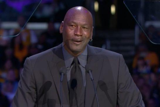 Michael Jordan lahjoittaa 100 miljoonaa dollaria rasismin vastaiseen työhön