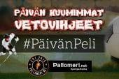 #PäivänPeli-vihjeet: Sarjanousija heikoilla jäillä Valko-Venäjän futisliigassa