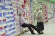 Video: Pelicans julkaisi koomisen mainoksen vessapaperin hamstrauksesta