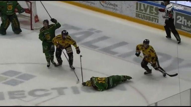 Video: KalPan Miikka Pitkänen sai viiden ottelun pelikiellon