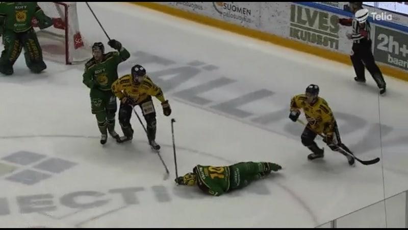 Miikka Pitkänen KalPa / Pallomeri.net