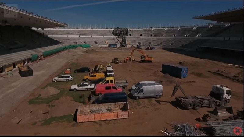 Yle: Olympiastadionin kunnostushankkeesta karu paljastus – alihankkijoita kohdeltu ala-arvoisesti
