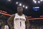 NBA-tähti Zion Williamson teki mahtavan eleen - pitää huolen kotihallinsa työntekijöistä