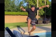 Video: Jeremy Roenick julkaisi hämmentävän karanteenipätkän - urheilua ja mässäilyä