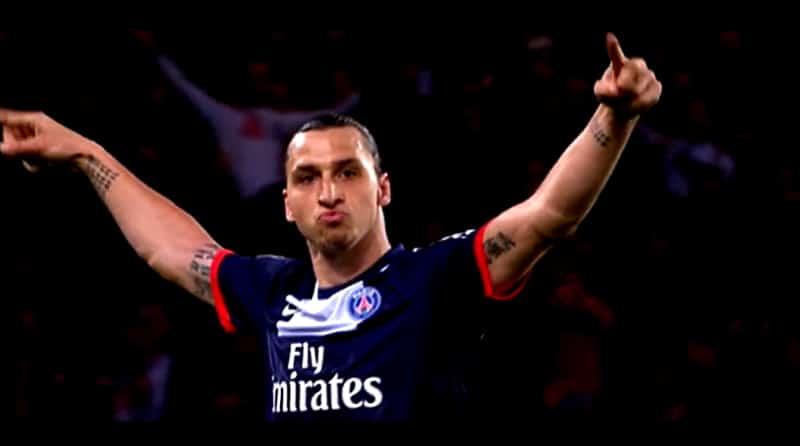 Zlatan Ibrahimovic - pallomeri.net