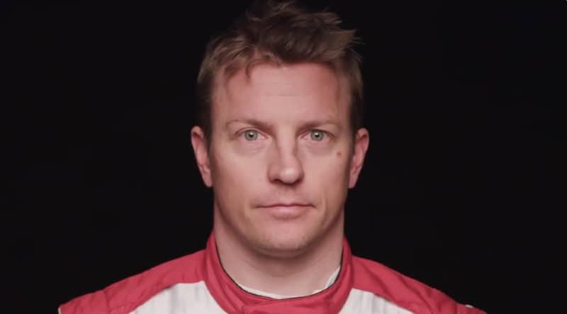 """Video: F1 julkaisi """"kysymystuokion"""" – Kimi Räikkönen vastaili tuttuun tyyliinsä"""