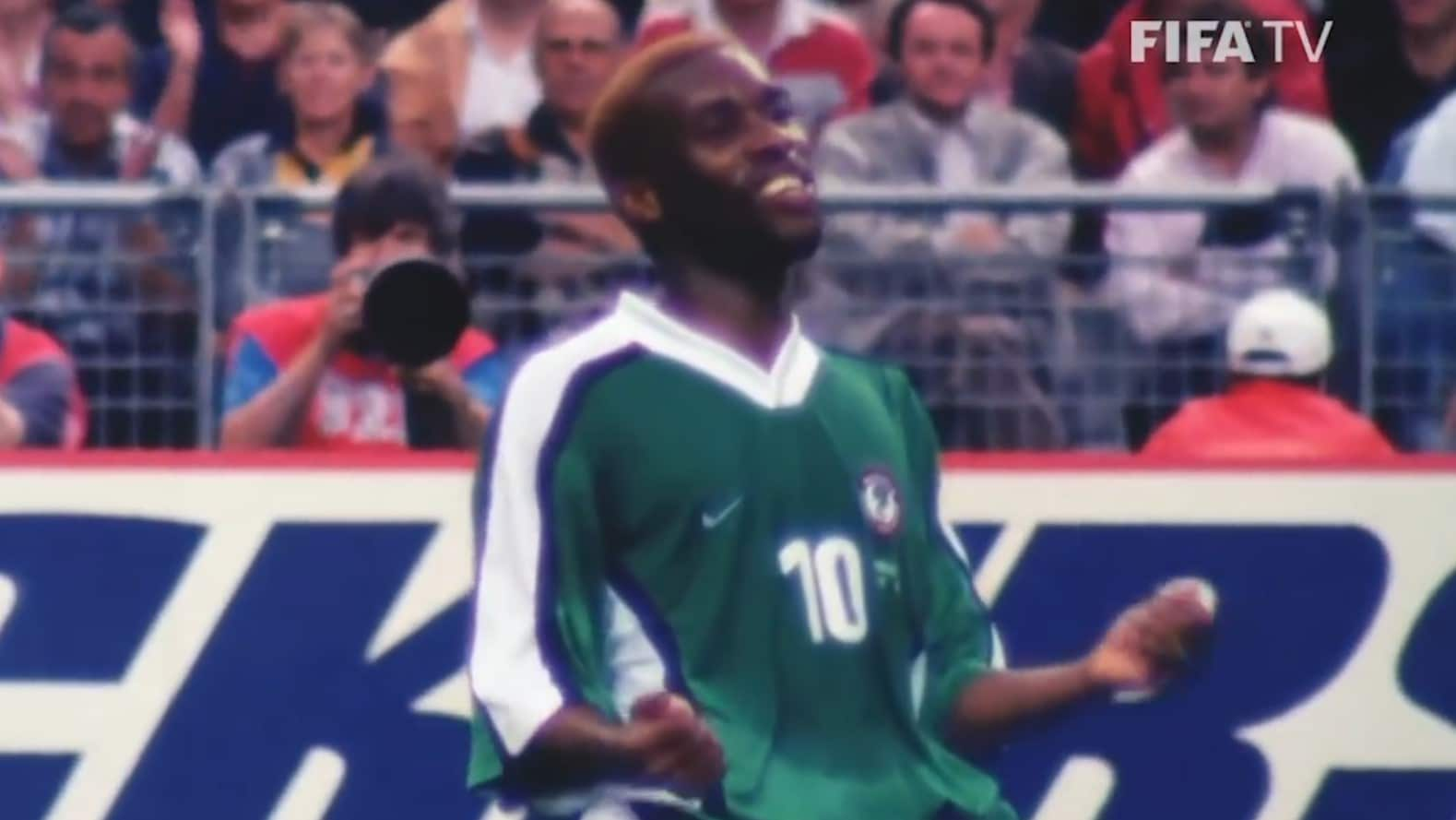 Miksi Nigerialta loppui bensa 1998 / Pallomeri.net