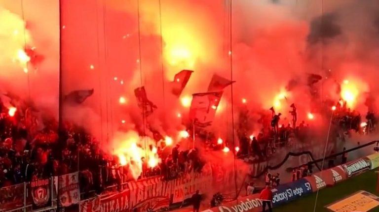 Olympiakos saamassa rajut sanktiot sopupelijupakasta – putoaminen ja miljoonasakot uhkaavat