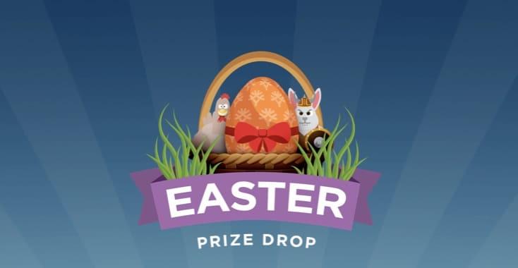 Löydä pääsiäismuna ja voita 5000 euroa – yhteensä jaossa on 50 000 euroa