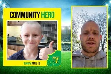 Video: Pieneltä Norwich-fanilta upea auttamisen ele - Teemu Pukki lähetti nuorukaiselle tervehdyksensä