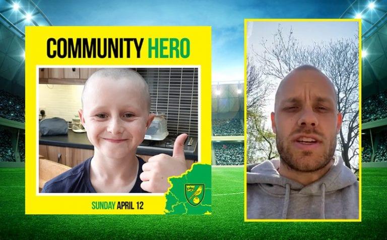 Video: Pieneltä Norwich-fanilta upea auttamisen ele – Teemu Pukki lähetti nuorukaiselle tervehdyksensä