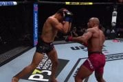 Tv-kumppani hillitsi UFC:tä - reservaatti-ilta peruuntui, mutta hulluin suunnitelma jäi
