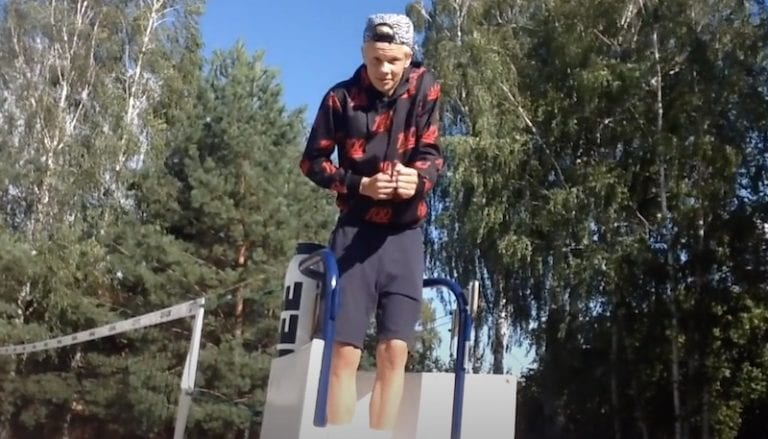 Video: Hitti vai huti? 16-vuotias Erling Braut Håland räppää omatekoista kappaletta