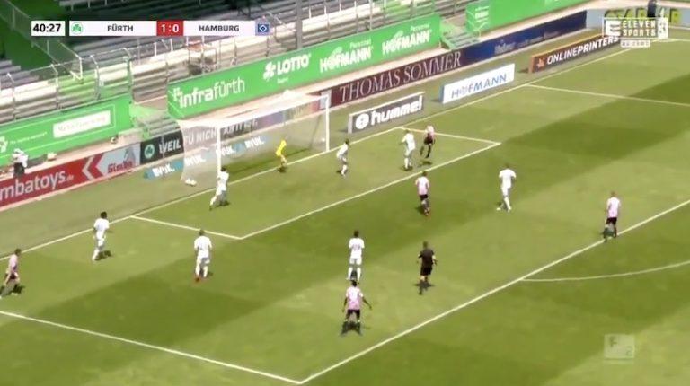Video: Joel Pohjanpalo palasi timanttisesti tauolta – osui välittömästi 2. Bundesliigassa